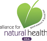 Alliance for natural Health LOGO