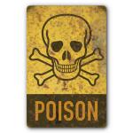 Poison - yellow